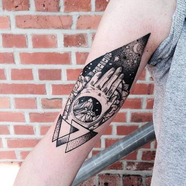 geomatry tattoos designs (18)
