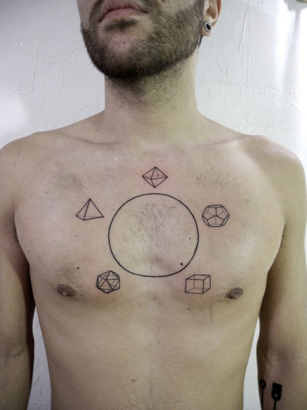 geomatry tattoos designs (45)