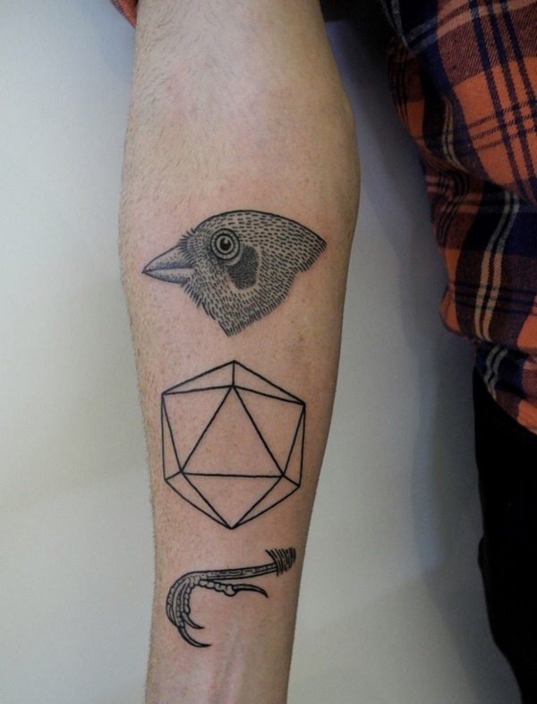 geomatry tattoos designs (46)