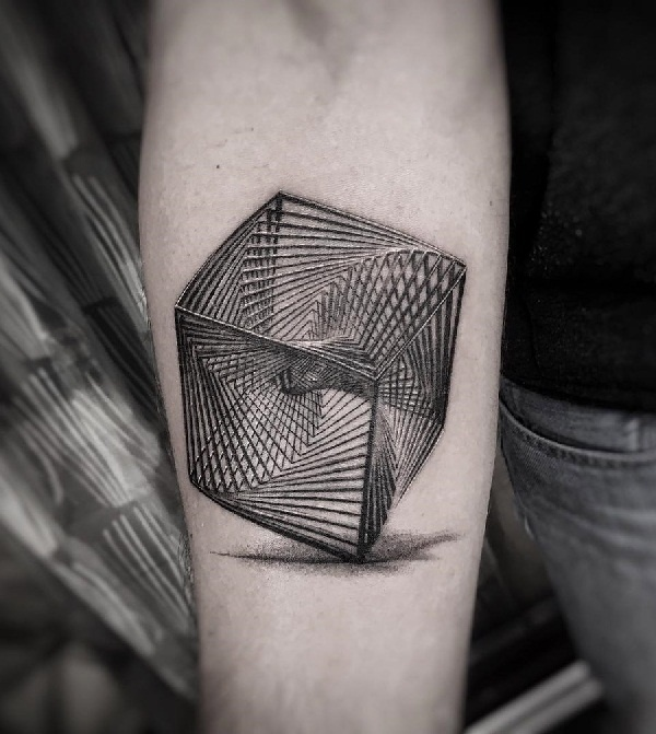 geomatry tattoos designs (5)