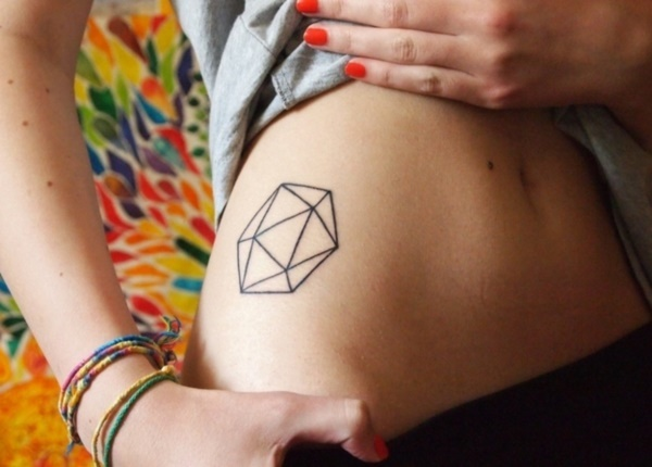 geomatry tattoos designs (51)