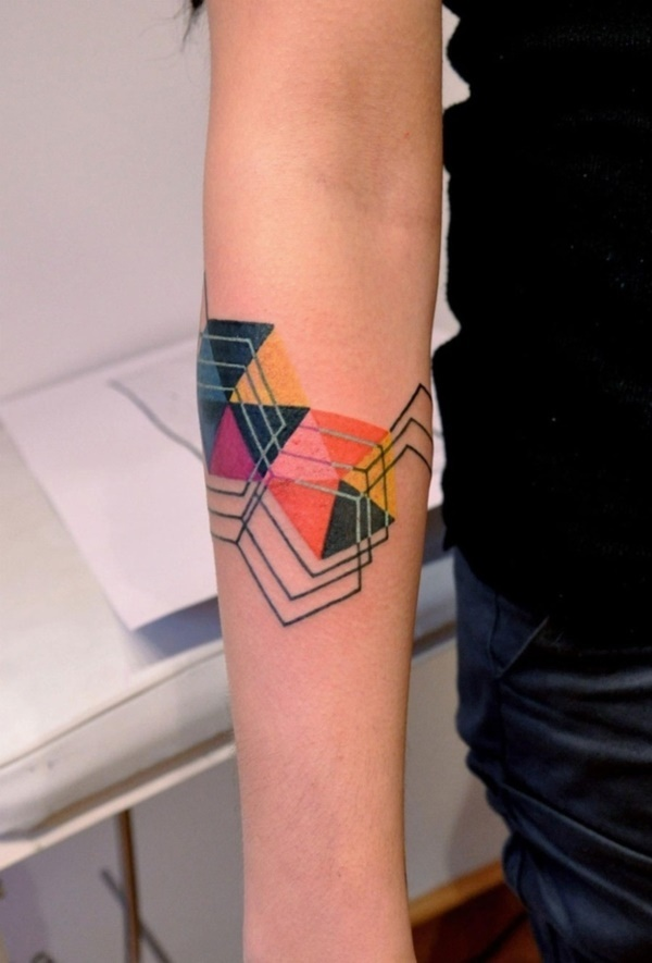 geomatry tattoos designs (55)