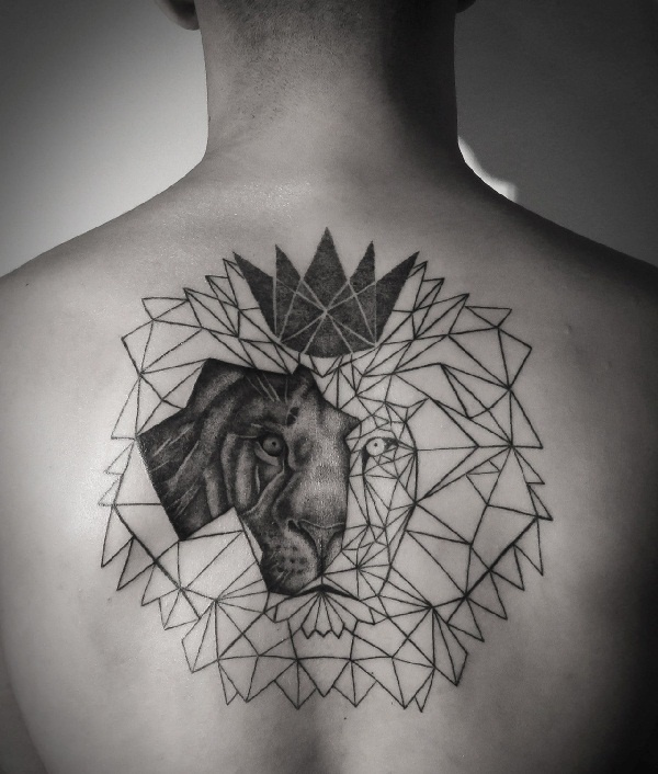 geomatry tattoos designs (6)