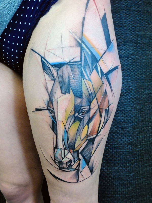 geomatry tattoos designs (70)