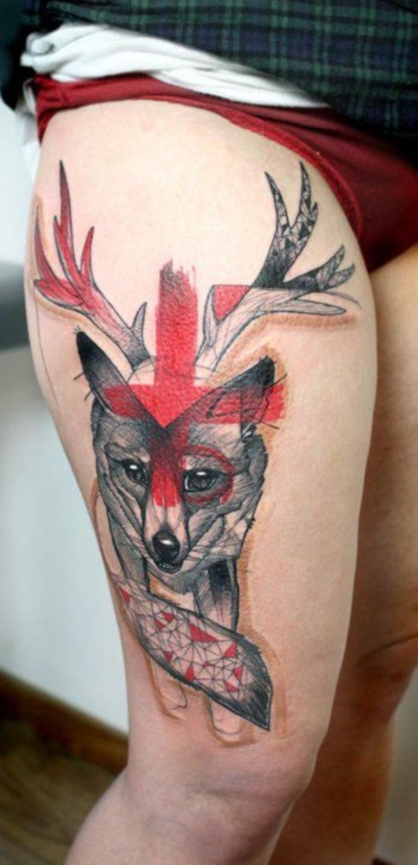 geomatry tattoos designs (77)