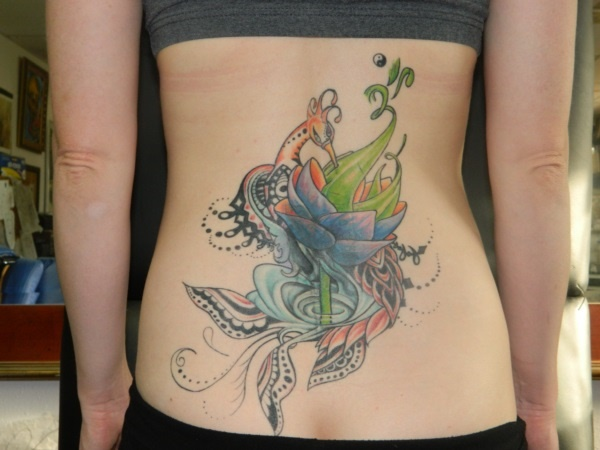 lower back tattoos (12)