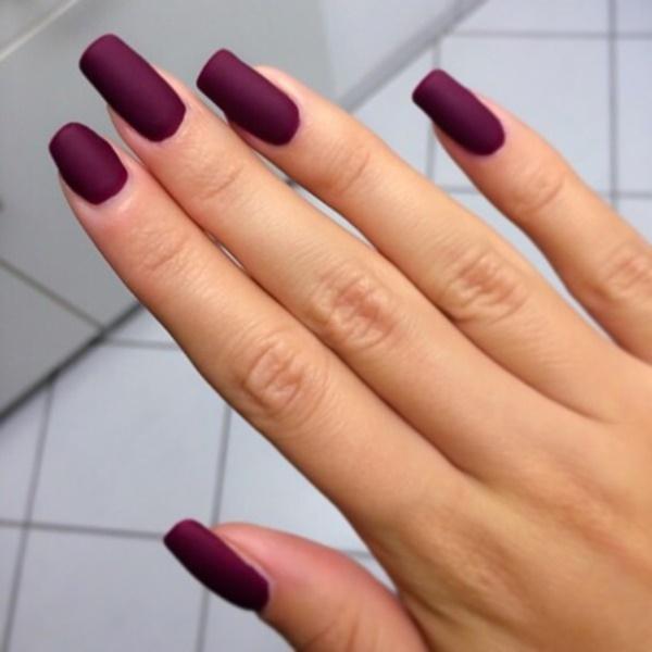 matte nail arts0011