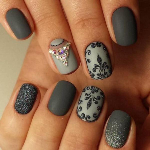 matte nail arts0021