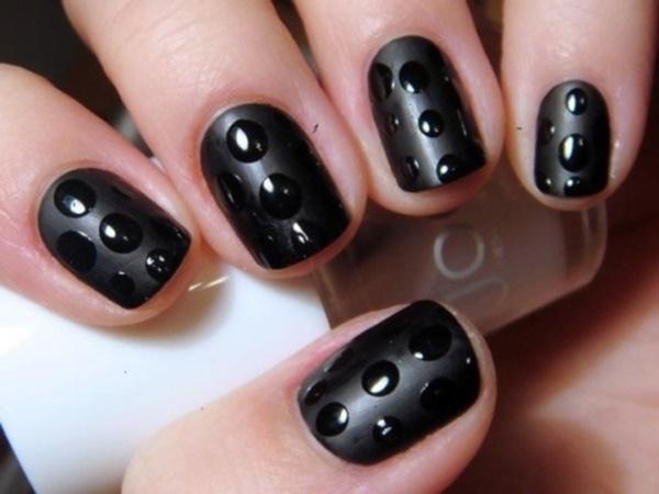 matte nail arts0041
