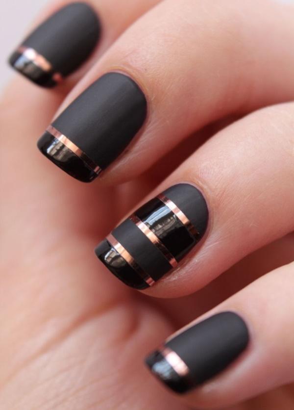 matte nail arts0051