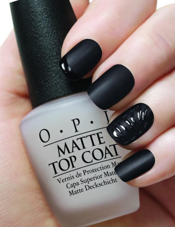 matte nail arts0061