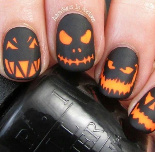 matte nail arts0081