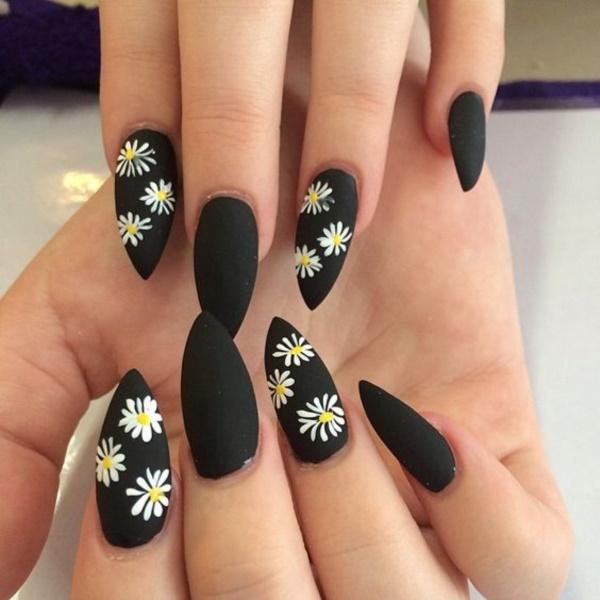 matte nail arts0101