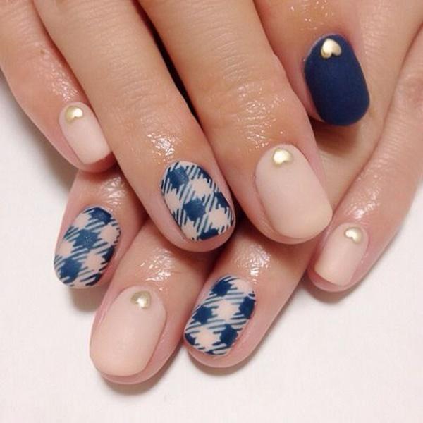 matte nail arts0161