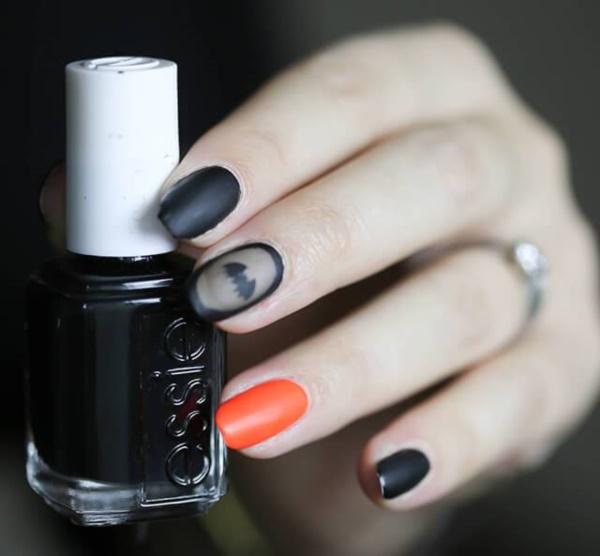 matte nail arts0201
