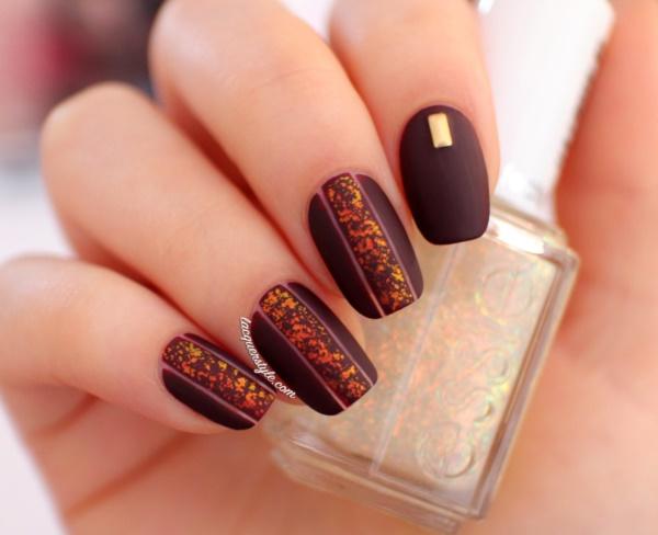 matte nail arts0221