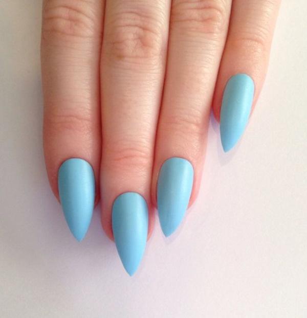 matte nail arts0231