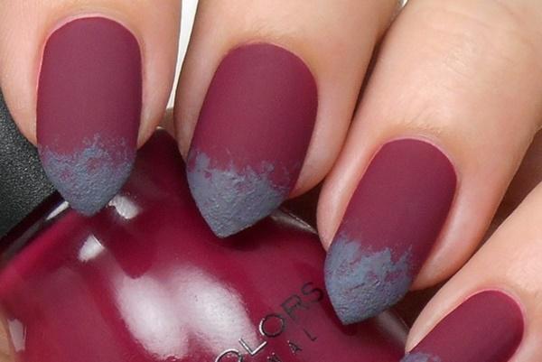 matte nail arts0261