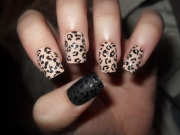 matte nail arts0311