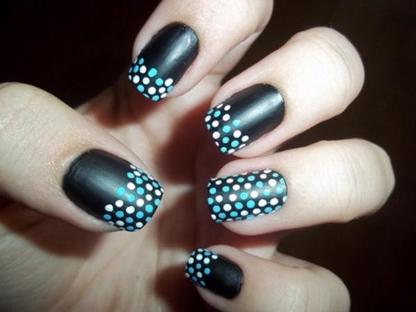 matte nail arts0351