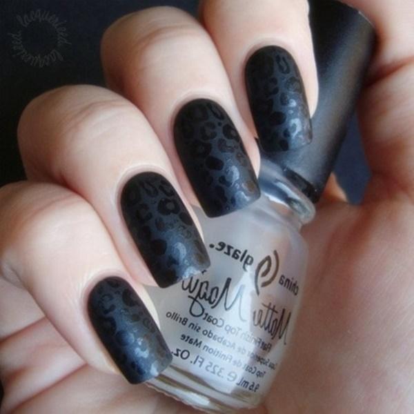 matte nail arts0361