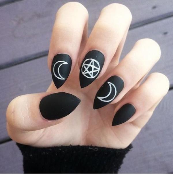 matte nail arts0511