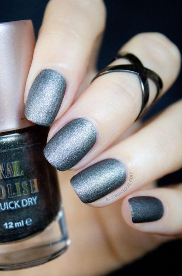 matte nail arts0591