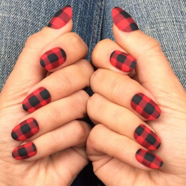 matte nail arts0641