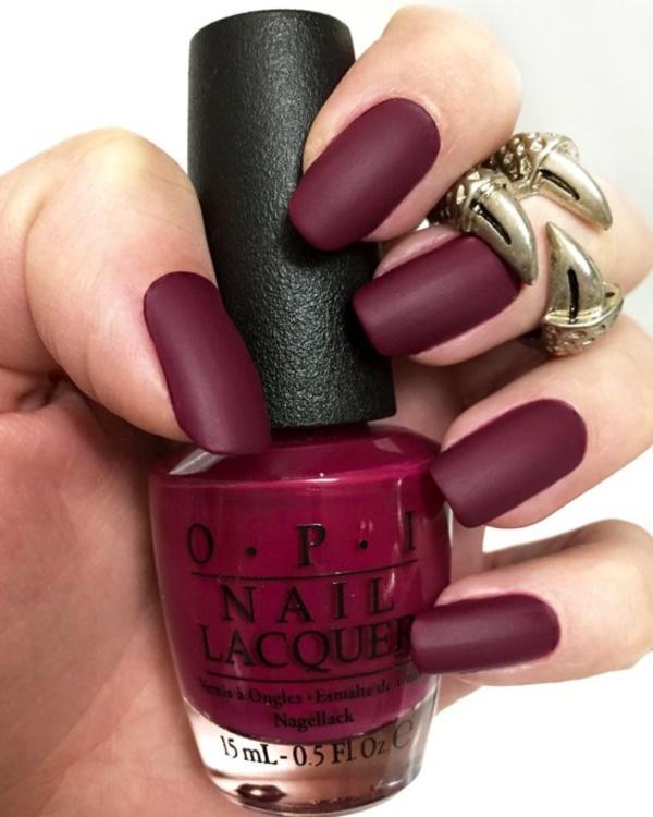 matte nail arts0671