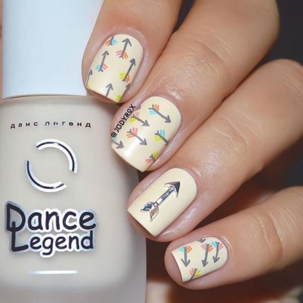 matte nail arts0751