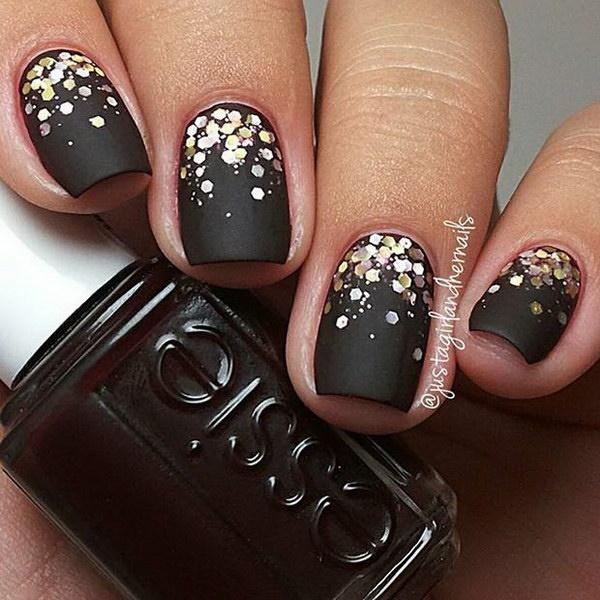 matte nail arts0761