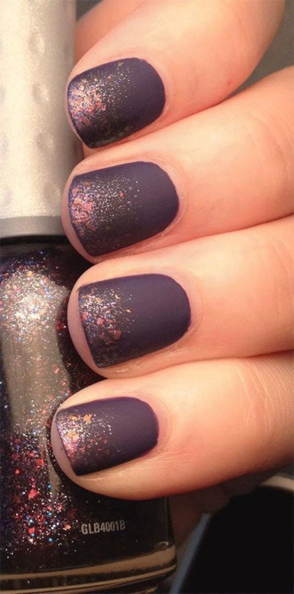 matte nail arts0821