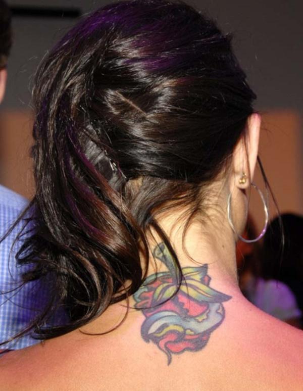 neck tattoo designs (50)