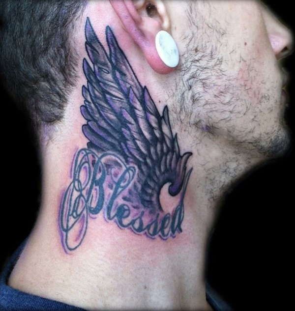 neck tattoo designs (70)