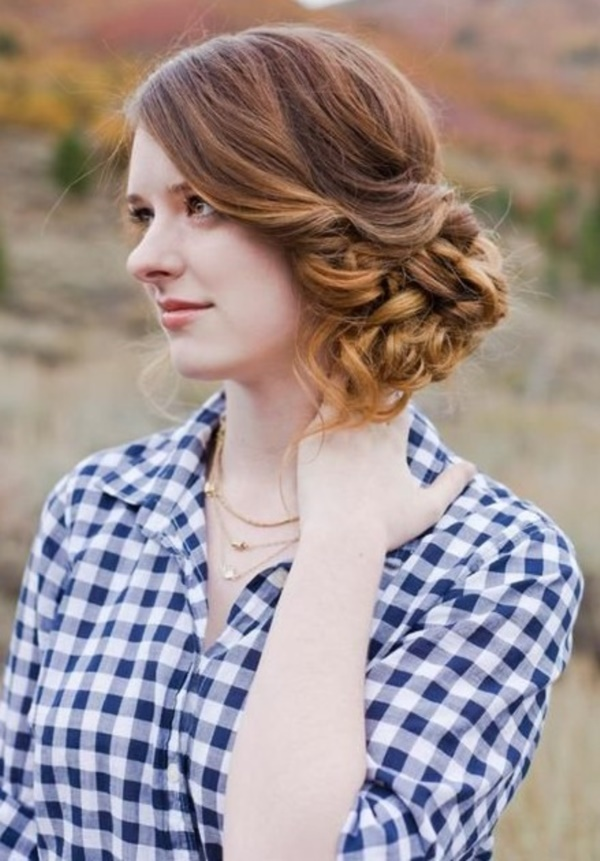 side swept updos hairstyles (63)