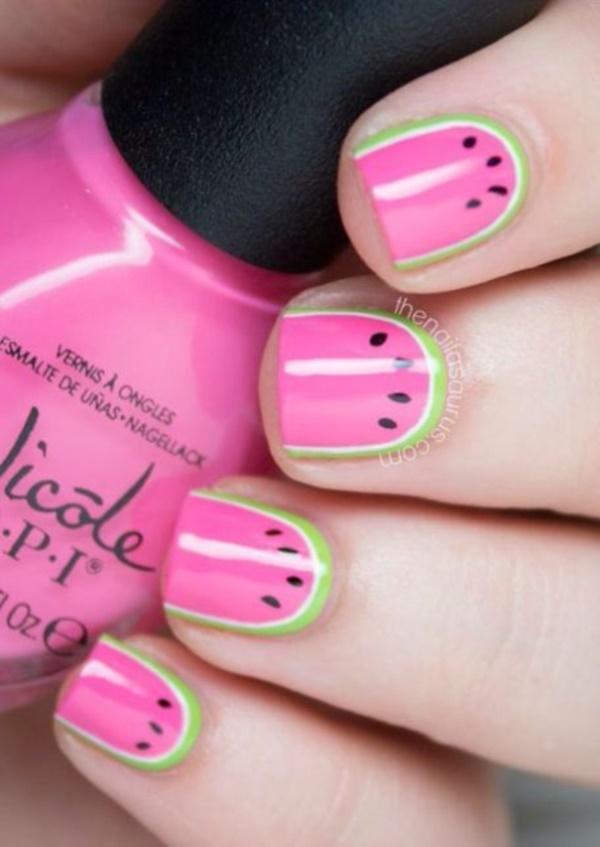 summer nail arts0121