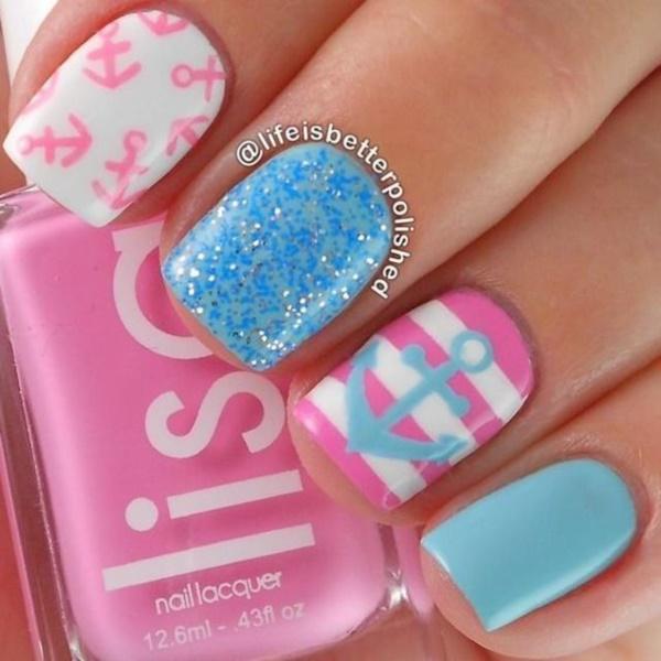 summer nail arts0161