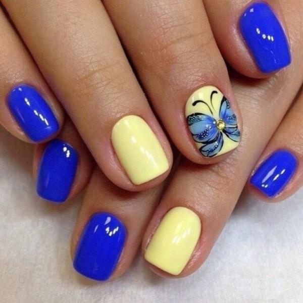summer nail arts0221