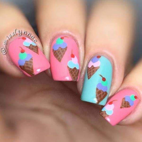 summer nail arts0311