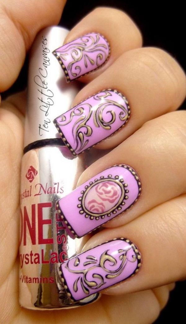 summer nail arts0321