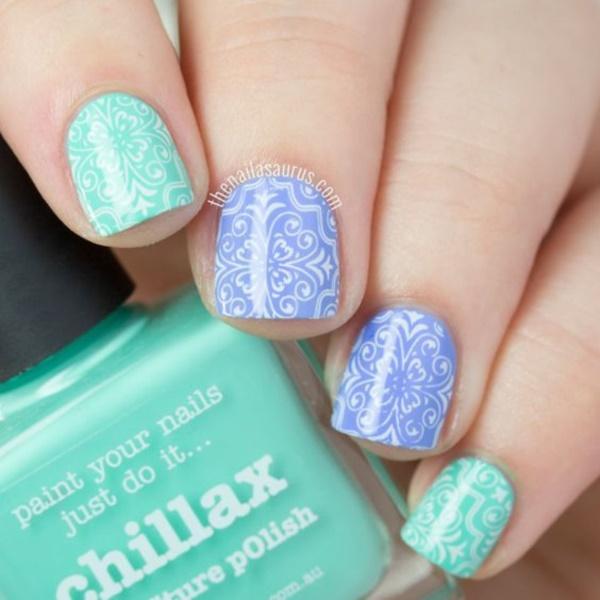 summer nail arts0371