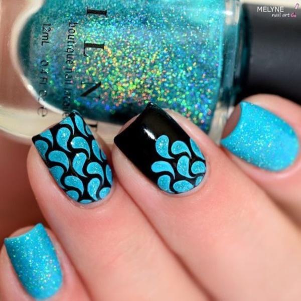 summer nail arts0391