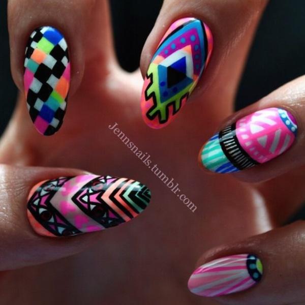 summer nail arts0441