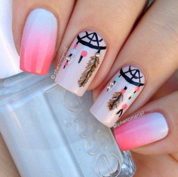 summer nail arts0631