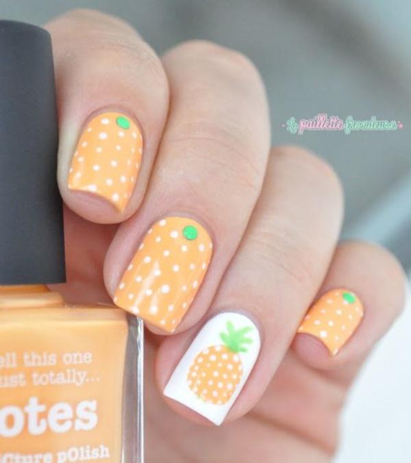 summer nail arts0641