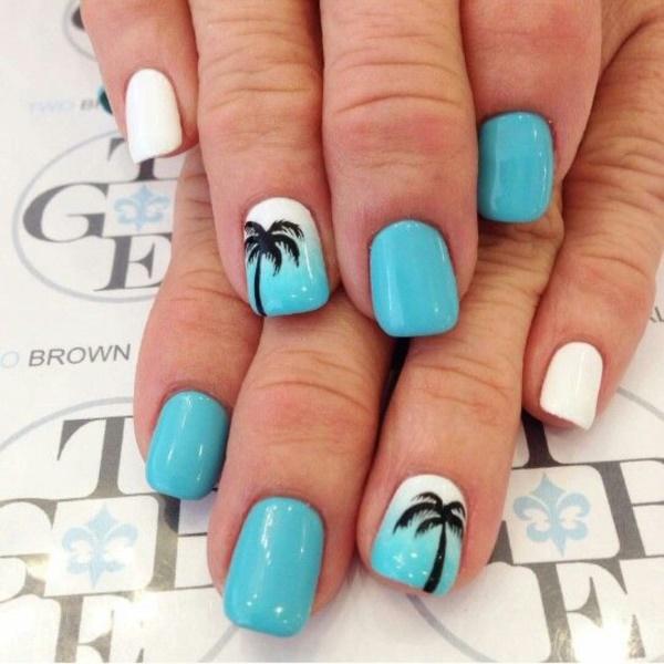 summer nail arts0681