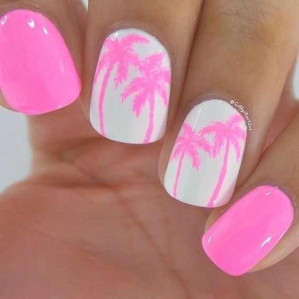 summer nail arts0701