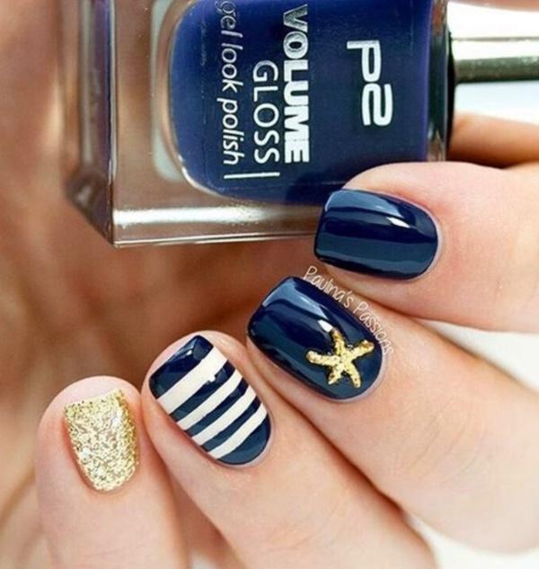 summer nail arts0711