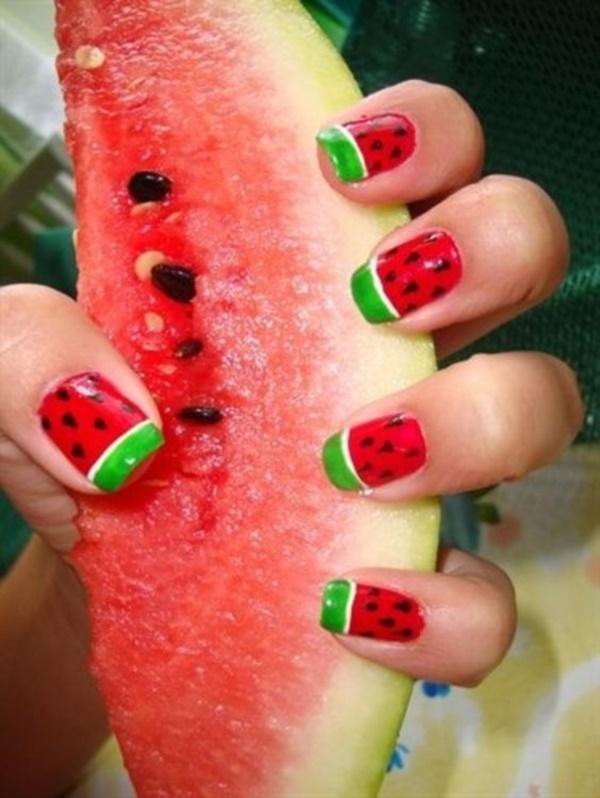 summer nail arts0731