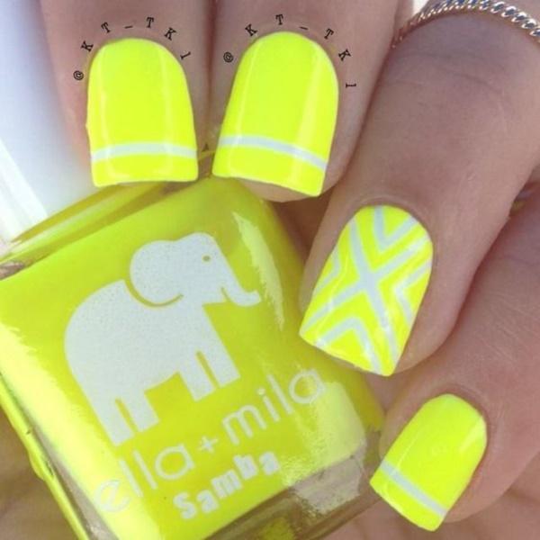 summer nail arts0741